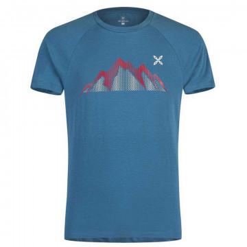 Tričko MONTURA Summit Teal (8310 Blue)