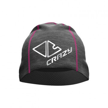 Ciapka CRAZY Idea Spire Thermo W Gray Melange