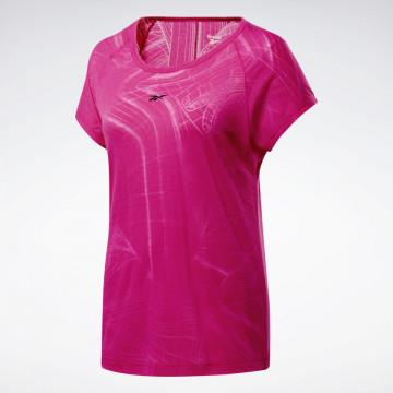 Tričko REEBOK Burnout (pink1929 FU)