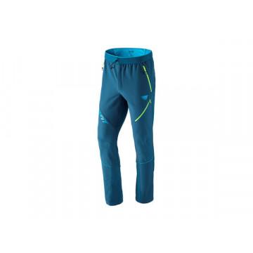 Nohavice DYNAFIT Radical 2 M blue-yellow 8961