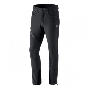 Nohavice DYNAFIT Speed Jeans M (black 0911)