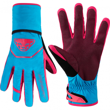 Rukavice DYNAFIT Mercury Dst blue-pink 8941
