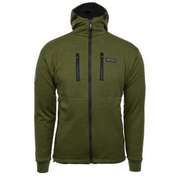 Bunda BRYNJE Antarctic Jacket w/hood (green)