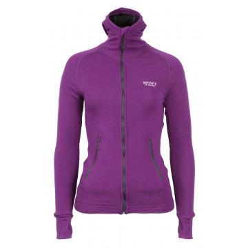 Bunda BRYNJE Arctic Lady Jacket w/hood (violet)
