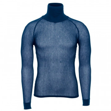 Rolák BRYNJE Super Thermo Polo Shirt (navy)