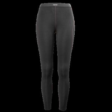 Spodky BRYNJE Classic Wool Longs 1/1 (black) Dámske