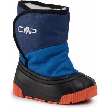 Obuv CMP 39Q4822 Baby Latu Snow (09MD blue) Jr.