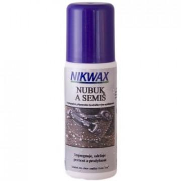 Impregnácia NIKWAX Nubuk a Semiš 125ml.