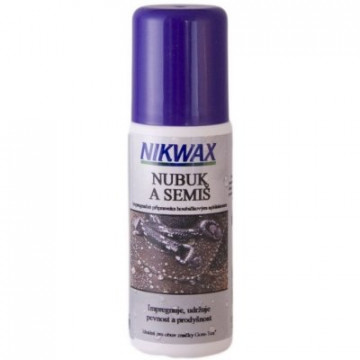 NIKWAX Nubuck a Semiš 125ml.