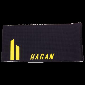 Čelenka HAGAN HSTI 1 (black-yellow)