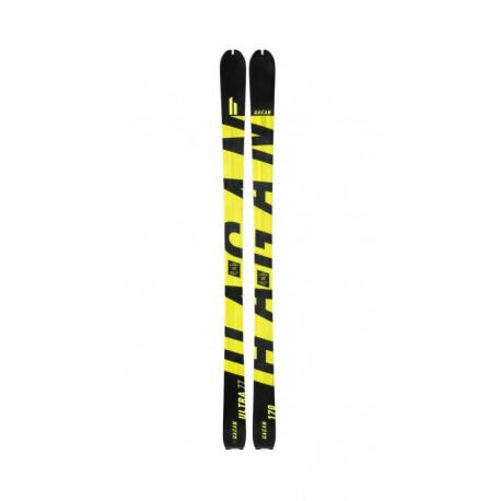 Lyže HAGAN Ultra 77 (yellow-black)