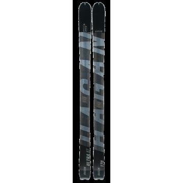 Lyže HAGAN Ultra 87 (grey-black)