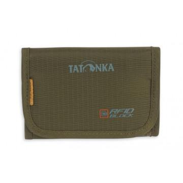 Penazenka TATONKA Folder RFID (green)