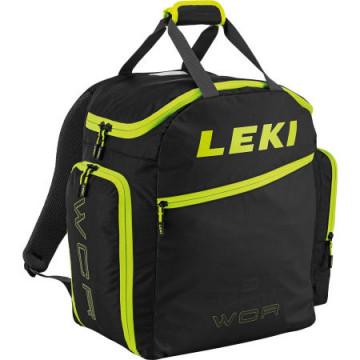 Batoh LEKI Boot Bag Wcr (360050003 black-yellow)