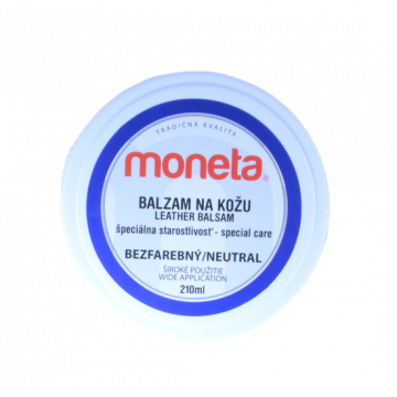 Balzam MONETA na kožu 210ml