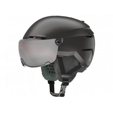Prilba ATOMIC Savor Visor (AN5005888 black) Jr.