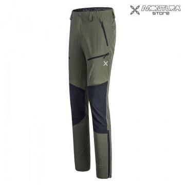 Nohavice MONTURA Pro 2 (4290 black/green)