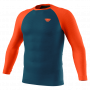 Tričko DYNAFIT Tour Light Merino M (orange 4491)