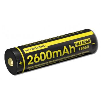 Baterka NITECORE (NL1826R)