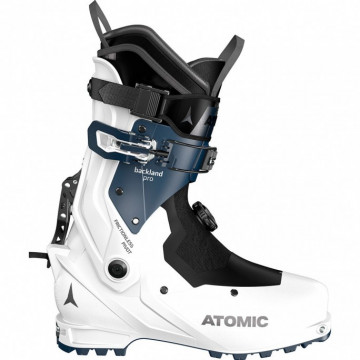 Lyziarky ATOMIC Backland Pro (AE502344 white-blue)