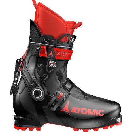 Lyžiarky ATOMIC Backland Ulimate (AE5019080 black-red)