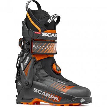Lyžiarky SCARPA F1 LT 12172-500 carbon-orange