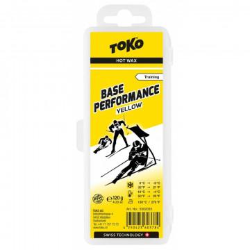 Vosk TOKO Base Performance Yellow (5502035) 120g