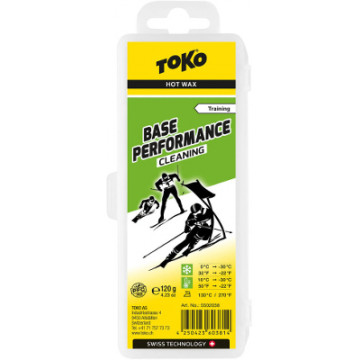 Vosk TOKO Base Performance Cleaning Green (5502038) 120g