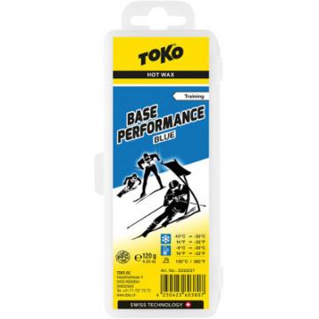 Vosk TOKO Base Performance Blue (5502037) 120g
