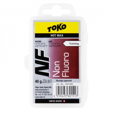 Vosk TOKO NF Red (5501002) 40g
