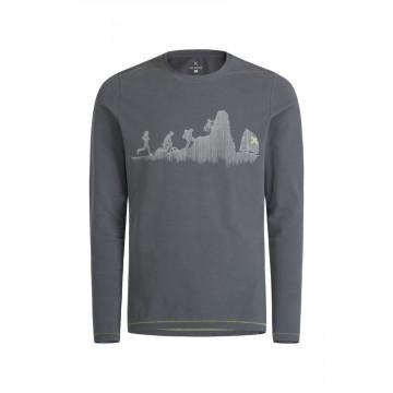 Tričko MONTURA Sporty (93 grey)