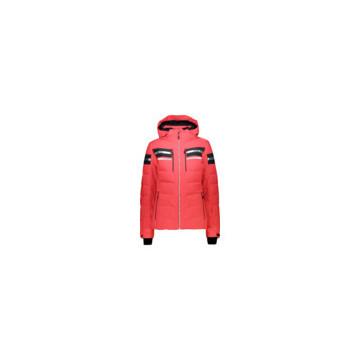 Bunda CMP 30W0816 W (C649 fluo red ) Dámska