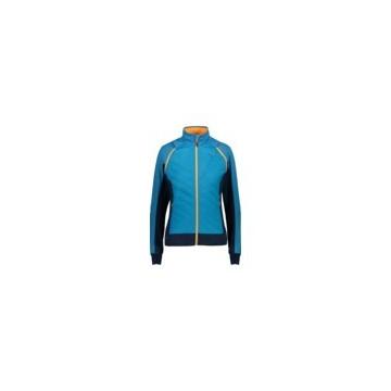 Bunda CMP 30A2276 W (L716 blue/black) Dámska