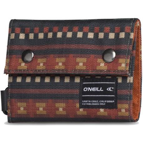 O´Neill BM PocketBook Wallet Bagacess M Brown AOP