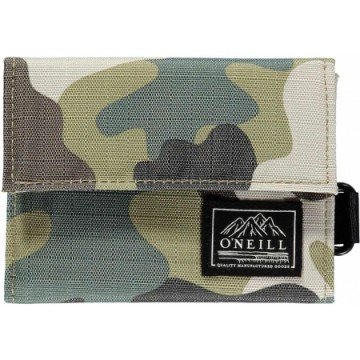 O´Neill BM POcketBook Wallet Green AOP