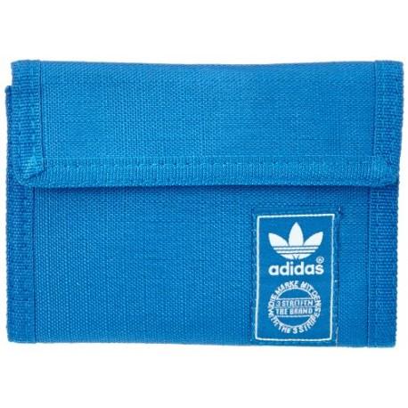 Adidas Wallet Clas / Bluebird Runn White