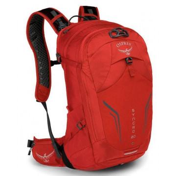 Batoh OSPREY Syncro 20I (firebelly/red)
