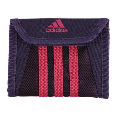 Adidas Ess Wallet / Darkviole Brightpink