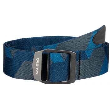 Opasok SALEWA (8961 poseidon camou/blue)