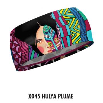 Čelenka CRAZY Idea Double X045 Hulya Plume