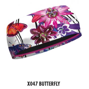 Čelenka CRAZY Idea Double (X047 Butterfly) Dámska