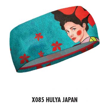 Čelenka CRAZY Idea Double (X085 Hulya Japan) Dámska
