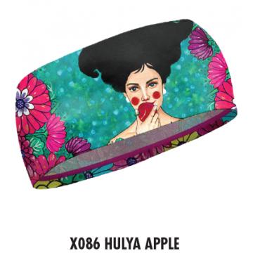 Čelenka CRAZY Idea Double (X086 Hulya Apple) Dámska