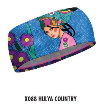 Čelenka CRAZY Idea Double (X088 Hulya Country) Dámska