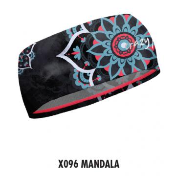 Čelenka CRAZY Idea Double (X096 Mandala) Dámska