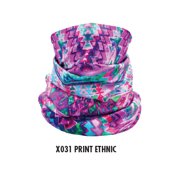 Nákrčník CRAZY Idea X031 Print Ethnic