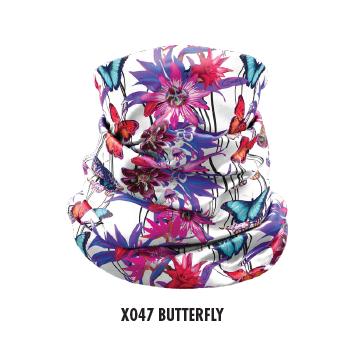 Nákrčník CRAZY Idea (X047 Butterfly)