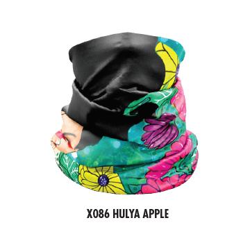 Nákrčník CRAZY Idea X086 Hulya Apple