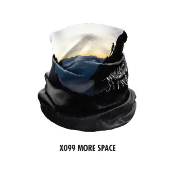 Nákrčník CRAZY Idea X099 More space