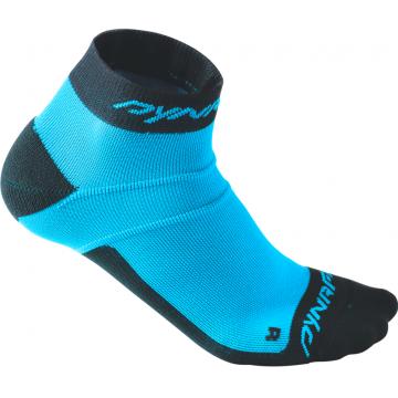 Ponožky DYNAFIT Vertical Mesh Footie (8941 blue/black)
